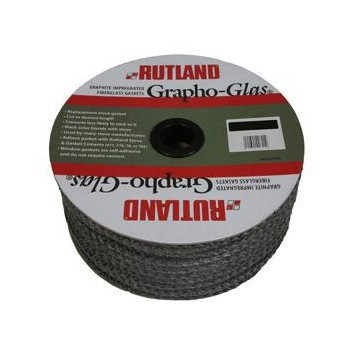 "Stove Gasket Rope ~ 3/4"" x 47 ft"