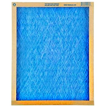 "ProtectPlus   116251 TrueBlue Fiberglass Air Filter ~ 16"" x 25"" x 1"" 116251"