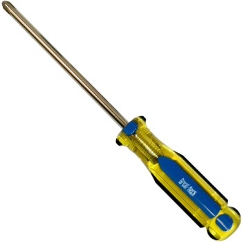 Phillips Screwdriver, 6 inch