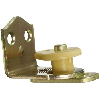 Swing-N-Stay Cafe Hinges, Brass ~ Set of 2
