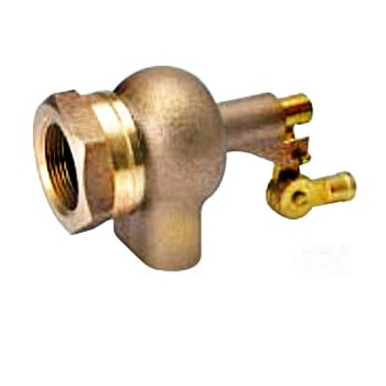 Bronze Float Valve ~ 2""