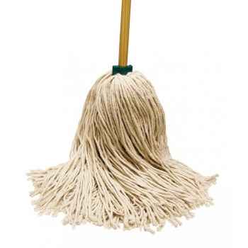Cotton Deck Mop, 16 ounce