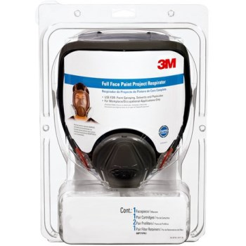 Respirator - Full Face - Large