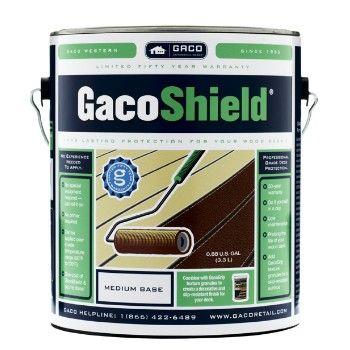 Tint, Gaco Shield 1 Gallon