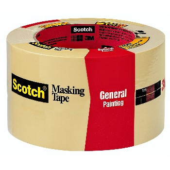 "3M 021200056215 Masking Tape, Painters - 2.83"" x 60 yds"