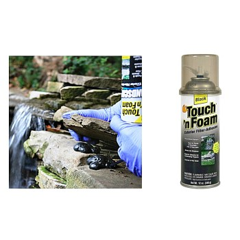 Touch & Foam Exterior Filler Adhesive ~ 12 oz Can