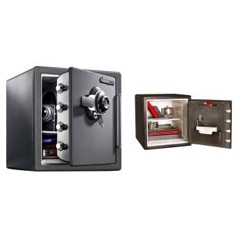 The Master Lock Company SFW123CSENGBLKH Sfw123cs Xl Combo Fire Safe