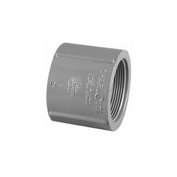 1/2 Sch80 Fptxfpt Coupling