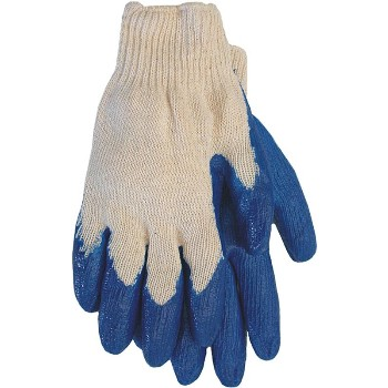 Lg Coated String Glove