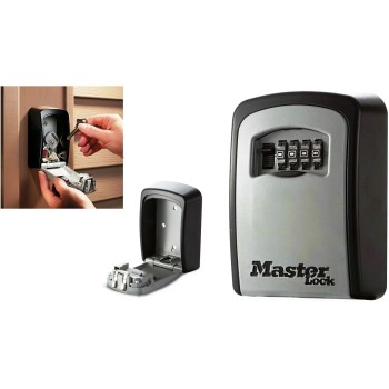 Wall Mount Key Storage Security Safe