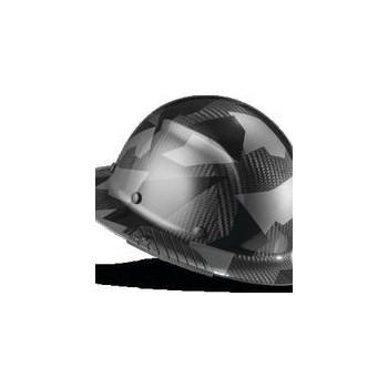 Carb Fiber Hard Hat