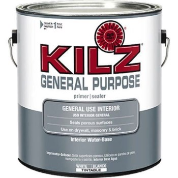 MasterChem   57001 KILZ General Purpose Primer & Sealer, White ~ Gallon