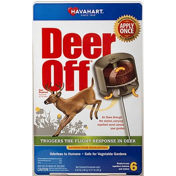 Woodstream  Deer Repellent Station