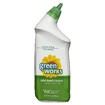 Green Works Toilet Bowl Cleaner ~  24 ounce