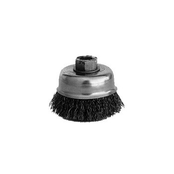 Crimped Cup Brush, 3 inch