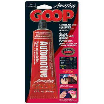 Eclectic 160012 Automotive Goop ~ 3.7 oz  Tube