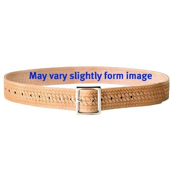 1-3/4 inch Embossed Leather Belt