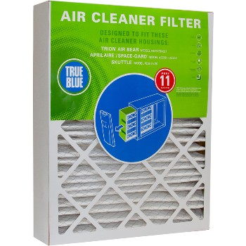 "ProtectPlus   T103 True Blue Trion Air Bear & Honeywell Replacement Air Filter ~ Approx 20"" x 20"" x 5"""