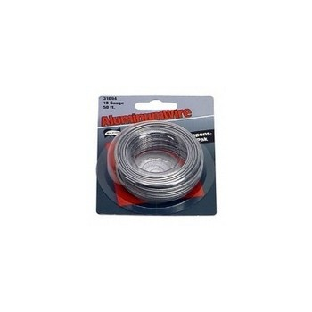 Aluminum Wire - 18 Gauge - 50 feet