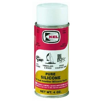 Kelloggs  57555 Silicone Lubricant ~ 4 oz