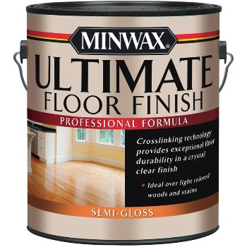 Ultimate Floor Finish, Semi-Gloss Sheen ~ Gallon