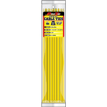 "Cable Ties ~ 11""/ 100pk"