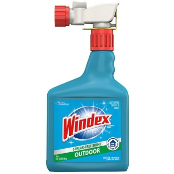 Windex Outdoor Spray , 32 Oz