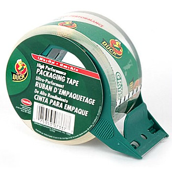 "Sealing Tape, Clear ~ 1.88"" X 40 Yds (2.6mil)"