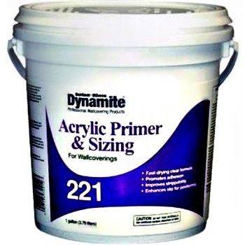 Acrylic Wallcovering Primer - 1 Gallon