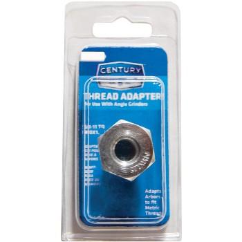 Century Drill & Tool   76802 5/8-11-M10x1.50 Adapter 76802