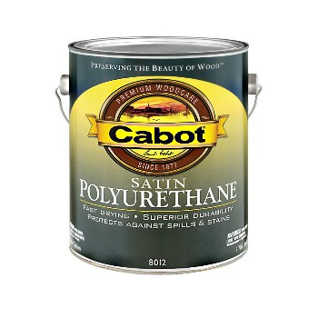 Satin Polyurethane - 1 Gallon