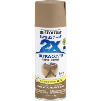 Rust-Oleum  Ultra Cover 2X Spray ~ Nutmeg Satin