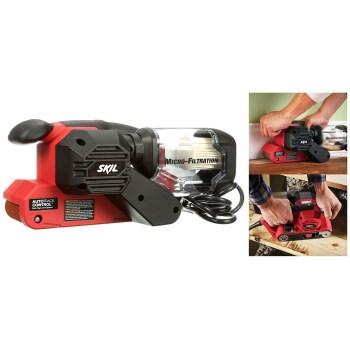 """Bosch/Vermont American 7510-01 SKIL Brand Belt Sander ~ 3"""" x 18"""""""