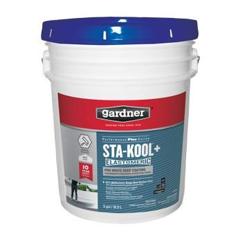 Roof Coating ~ Sta-Kool Elastomeric, 5 Gallon