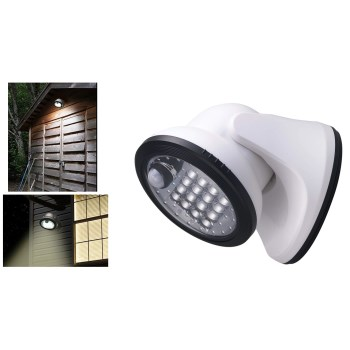 Ultra Bright 16 LED  Battery Operated Porch Light