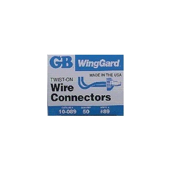 Wing Wire Connector, Blue