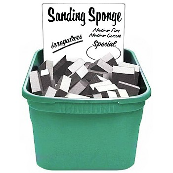 Sanding Sponges, Bulk Tub ~ 100 Pieces