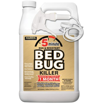 Harris 5-Minute Bed Bug Killer ~ One Gallon
