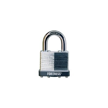 1 1/2in. Lam Steel Padlock