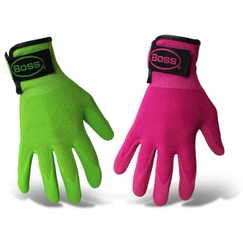 Sm Nitrile Palm Glove