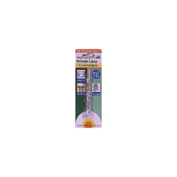 Light Bulb, Bi-Pin Halogen Clear 120 Volt 150 Watt