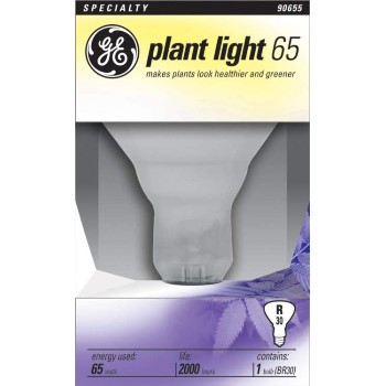 GE 20996 Plant Floodlight, 65 watt