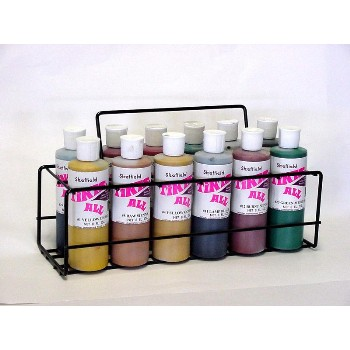 Sheffield Paint 4682 Tints-All Colorant,  # 123 - Medium Green  ~ 16  oz