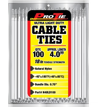 Cable Ties ~ 4 Inch