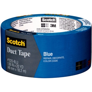 3M 051131981959 3920-Blu-A 20yd Blue Duck Tape