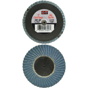3in. 80g Mini Flap Disc