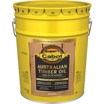 Cabot - Valspar Corp 140.0003400.008 05-3400 5g Nat Aust Timber Oil