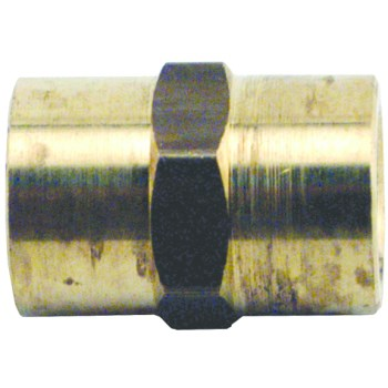 1/4x1/4 Female Coupler