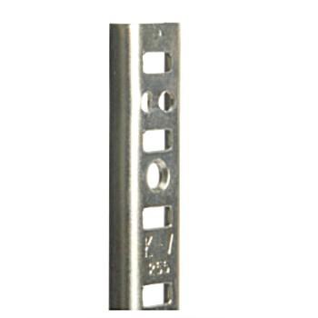 "Knape & Vogt PK255 ZC 36 Shelf Standard, PK255 ~ Zinc - 36"" PK255 ZC 36"