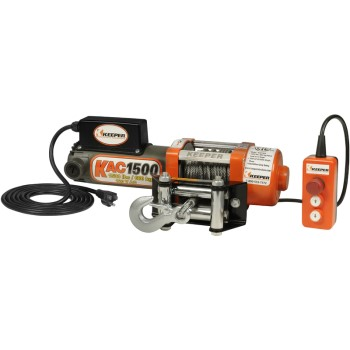 1500lb Electric Winch